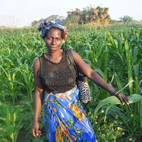 Walipa is a smallholder farmer from northern Malawi.