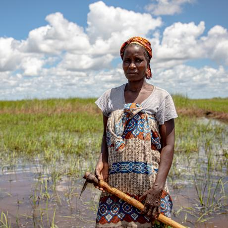 Across Mozambique, the climate crisis is destroying lives and livelihoods, leaving millions of people in need of urgent support.