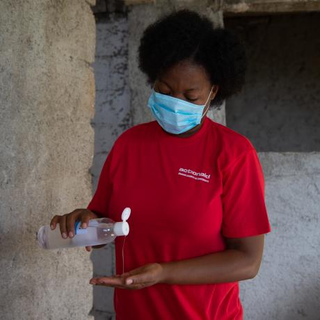 Mona Desir is a nurse in Haiti who gives free treatment to those in need,undefined